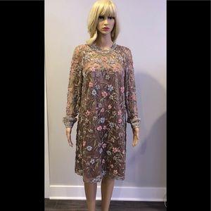 💐host pic💐Vintage handmade embroidered dress